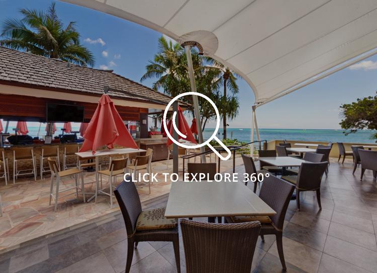 Sheraton Waikiki Edge Bar