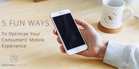 Visiting Media Mobile Marketing