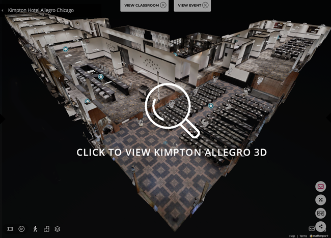 Click to Explore the Kimpton Hotel Allegro - Chicago, IL