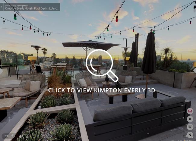 Click to Explore the Kimpton Everly Hotel - Hollywood, CA
