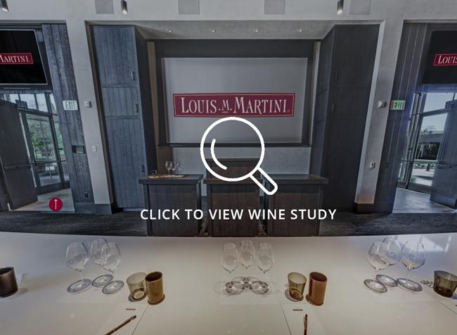 Louis M Martini Wine Study - Click to view