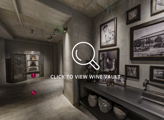 Louis M Martini Wine Vault - Click to view