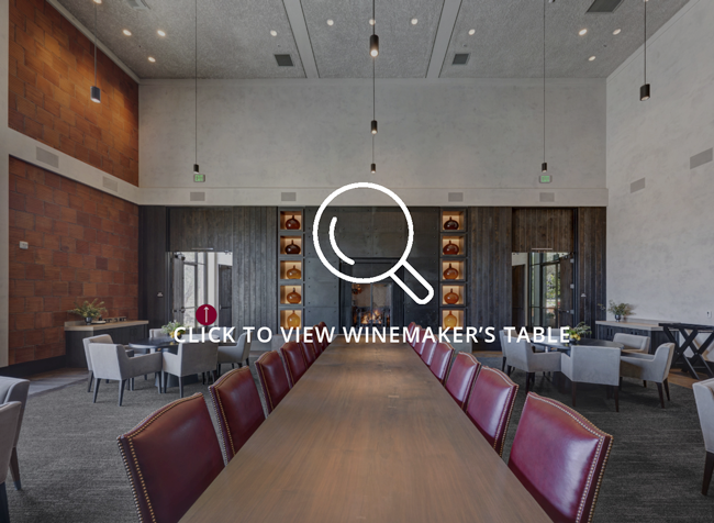 Louis M Martini Winemakers Table - Click to view