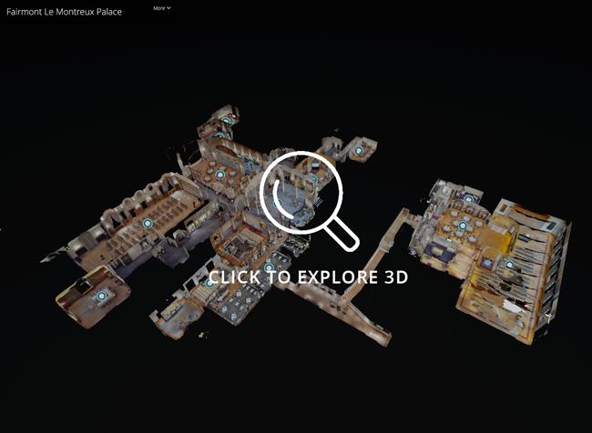 Fairmont Le MOntreux 3D - click to view