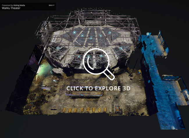 WaMu Theater at CenturyLink Field 3D - click to view