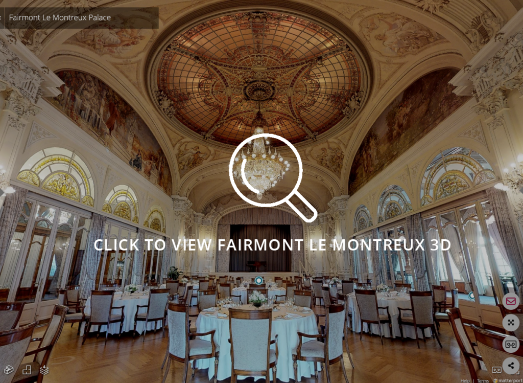 Fairmont Le Montreux 3D